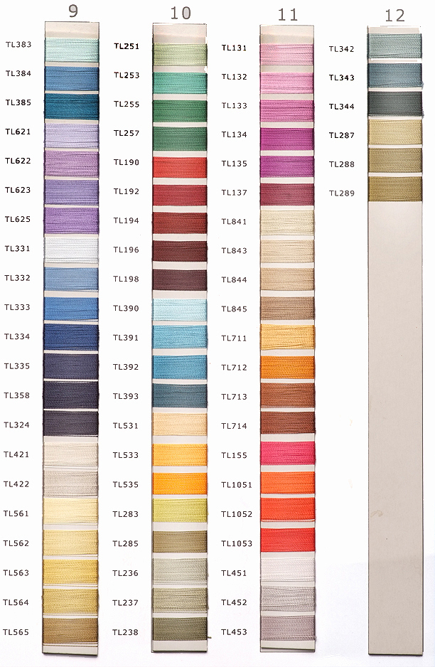 Thread Color Options